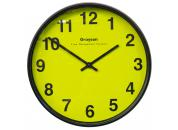 High Visibility, High Contrast Twelve Inch Clock
