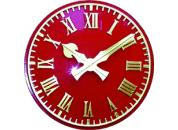 Sports Pavilion Clock Ø795mm Master clock controlled