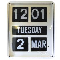 Digital Wall and Calendar Clock