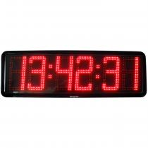 Digital Sport Hall Clocks with 200mm Display HH:MM:SS